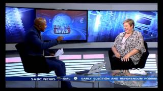 Rating agencies and South African economy: Nerina Visser