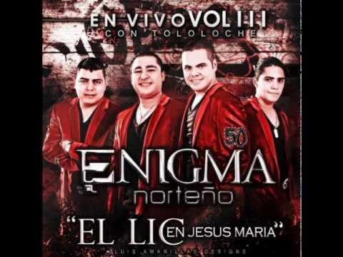 Enigma norteño-El licenciado en Jesus...