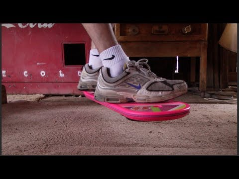 MATTEL BACK TO THE FUTURE HOVER BOARD MATTY COLLECTOR REVIEW