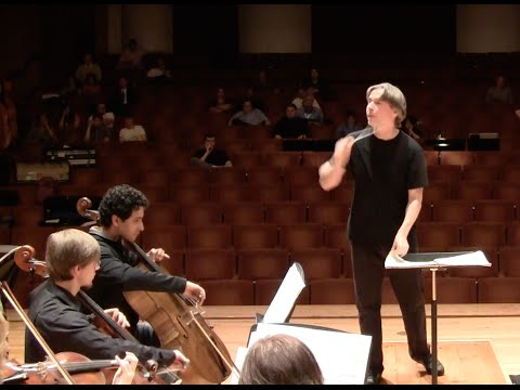 Documentary: Esa-Pekka Salonen at the University of Louisville School of Music