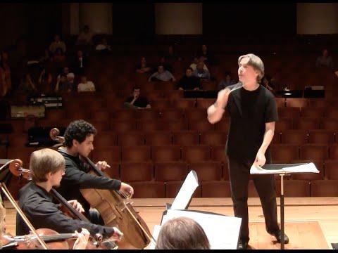 Documentary: Esa-Pekka Salonen at the University of Louisville School of Music
