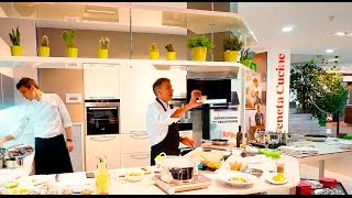 Showcooking Rocook en Decor Mobel de Payrà