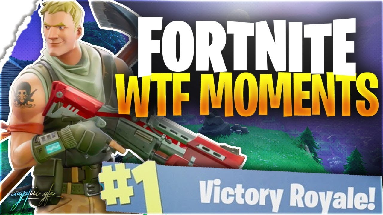 Fortnite WTF Moments and Funny Fails 2018 (Daily Moments) ft. Ninja, Summit, TimTheTatman & more