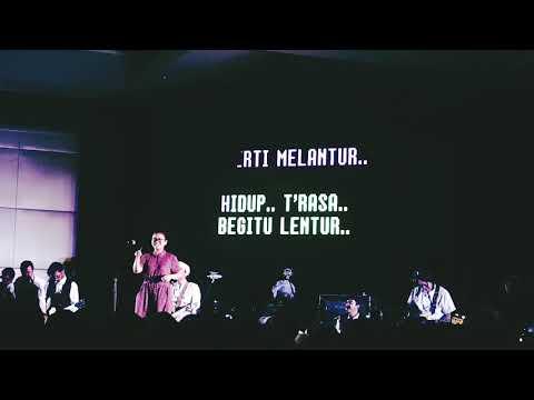 Balerina - Efek Rumah Kaca Live #tibatibasuddenlyrekaman #ERK