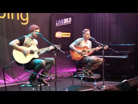 Heffron Drive Acoustic for Live 95.5 Portland