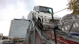 Mercedes-Benz G-Klasse | Iron Schöckl im Werk Untertürkheim