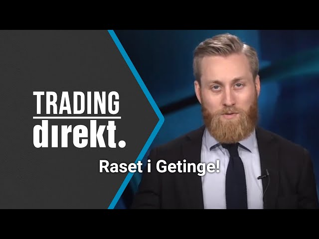Trading Direkt 2020-10-16: Rapporter i Volvo, Getinge, Plejd & teknisk analys på tittarönskemål!