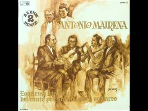Antonio Mairena - Soleares de Triana (En mi cama)