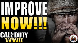 How to Get Better at CoD WW2 - Helping Subscribers Improve at CoD #18