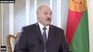 Лукашенко ► Кому и зачем выгодна кровавая война на Украине! СМОТРЕТЬ