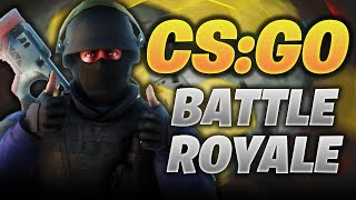 CS:GO YENİ BATTLE ROYALE MODU! (CSGO Danger Zone)