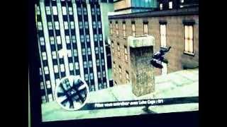 Spiderman le regne des ombres WII