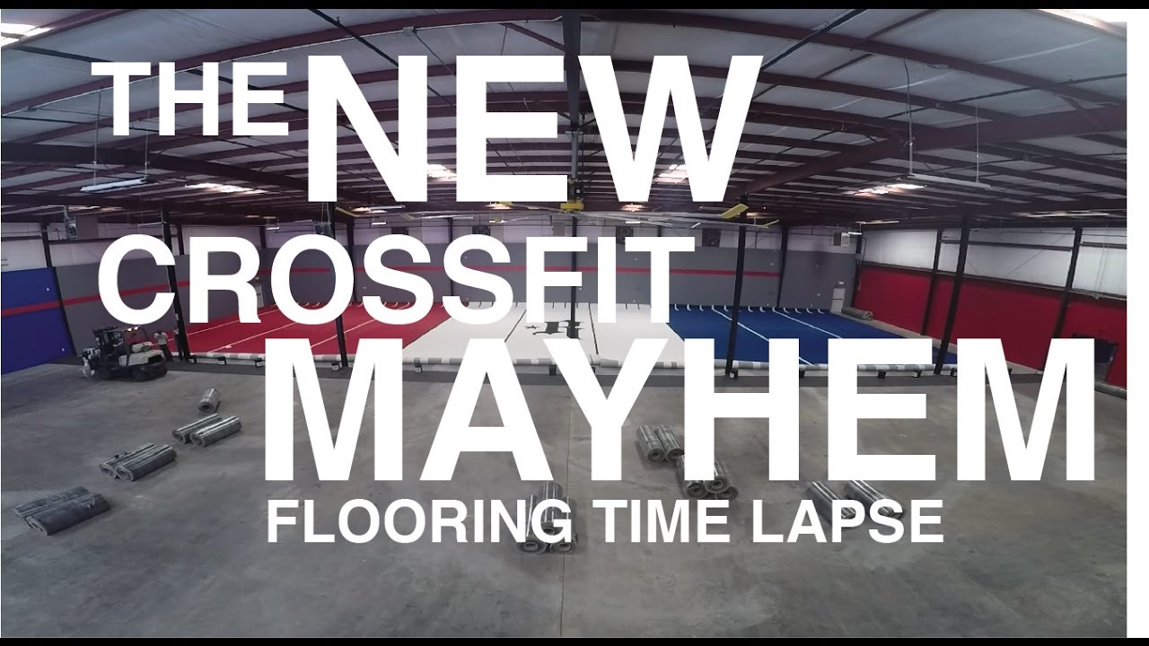 Crossfit Mayhem New Building