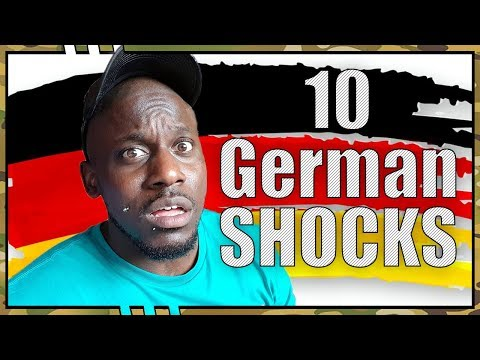 10 BIG Shocks in Germany | as an American
