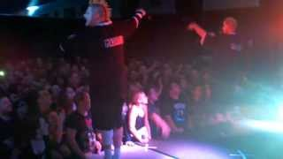 Twiztid - Bagz / First Day Out  (LIVE) Fat Cat Modesto CA 4/15/13