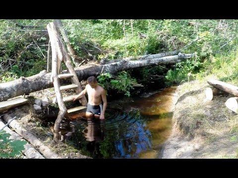 Как сделать плотину на ручье своими 258