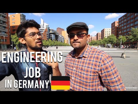 HE GOT A JOB AFTER COMING ON JOB SEEKERS VISA GERMANY(Engineering job in Germany)