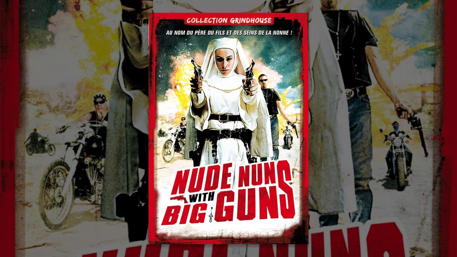 Nude Nuns with Big Guns - YouTube