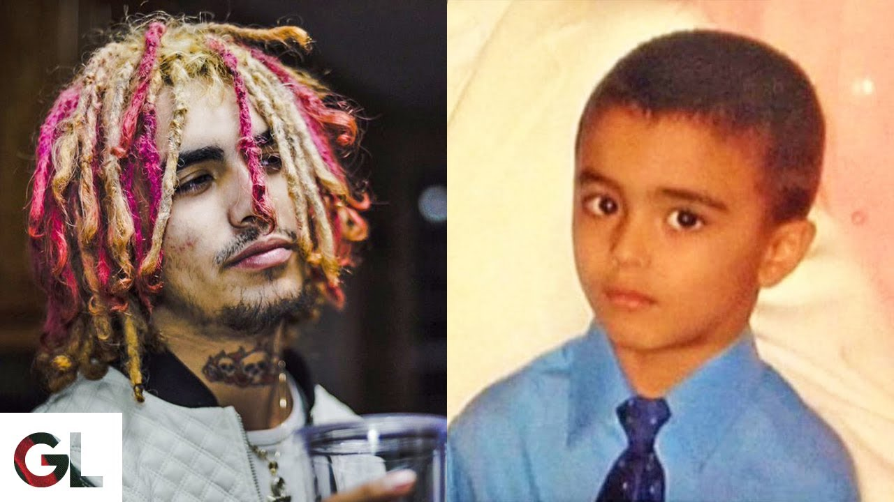 Lil Pump Before Dreadlocks Youtube
