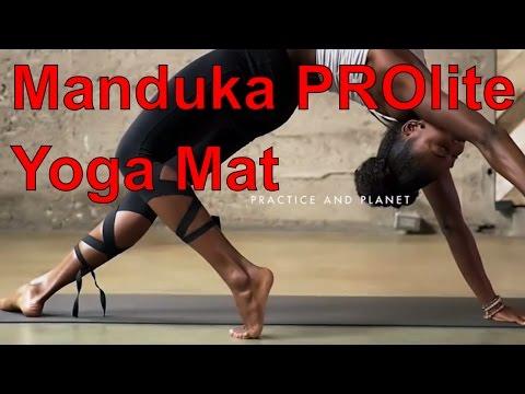 Best Yoga Mat - Manduka PROlite Yoga Mat Review - The Best Yoga and Pilates Travel Mat