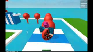 Alu -Roblox Wipeout Zone