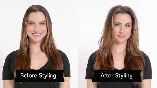 How to get a voluminous blowout with fine hair | Bumble and bumble Thickening