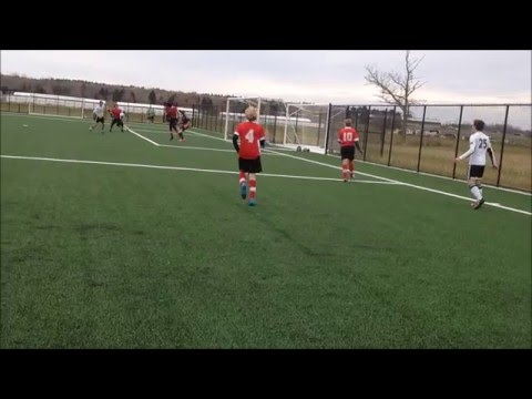 Idir (WOSC) vs North Toronto 2015 U14B OPDL Soccer League