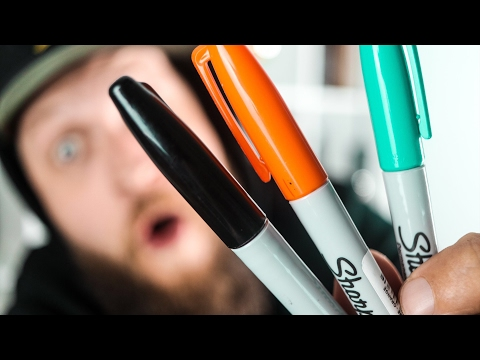 FOOL Everyone With These 5 Pen Tricks!!