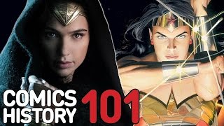 Everything You Need to Know About Wonder Woman - Comics History 101