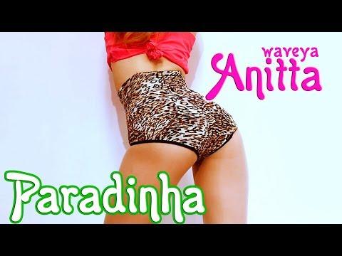 Anitta Paradinha Cover Dance WAVEYA 웨이브야
