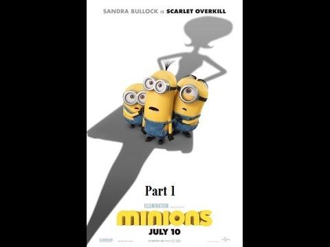 Minions Full Movie - Part 1
