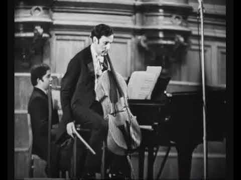 Daniil Shafran - Schubert's Ave Maria