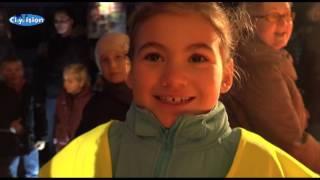 Der Schaffrath- St. Martinszug und der längste Weckmann der Welt