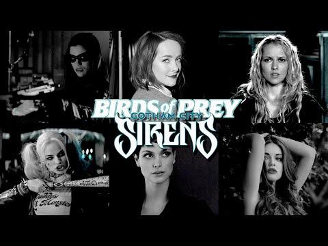 birds and sirens | dc ladies