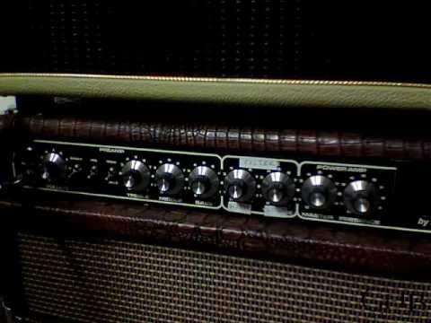 Steel String Singer - Sebago Sound Amplifiers
