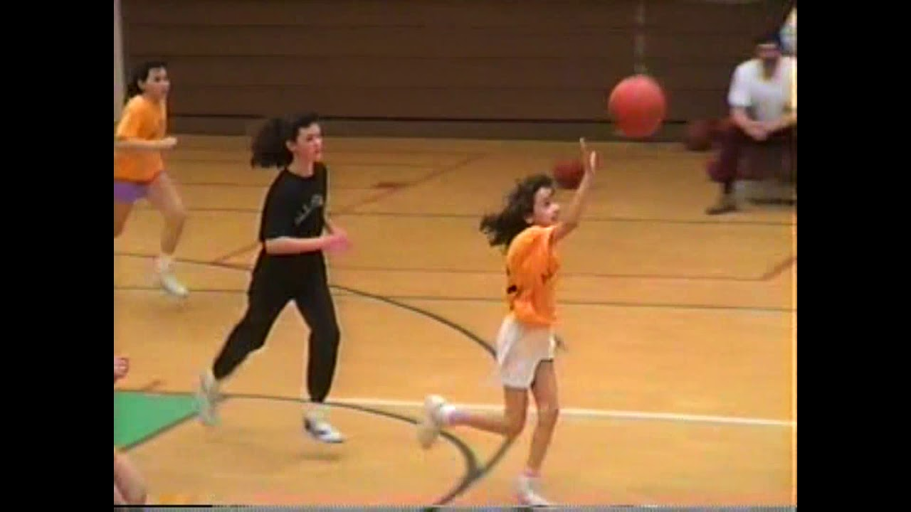 6th Grade Girls All Stars  3-11-89