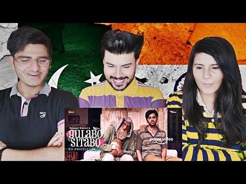 Pakistani Reacts to Gulabo Sitabo Trailer Amitabh Bachchan, Ayushmann Khurrana, Shoojit, Juhi