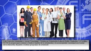 Orientador Asesor Vocacional Laboral - Cursos Online