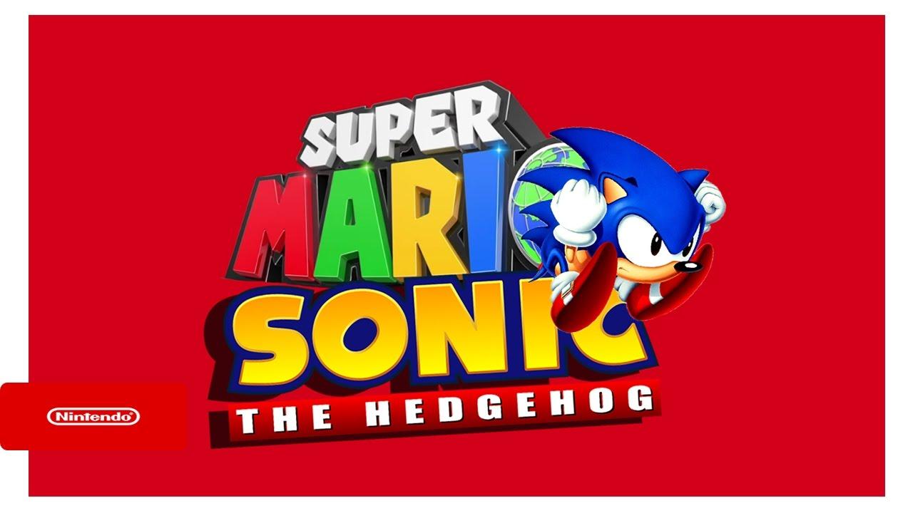 Super mario sonic the hedgehog official nintendo for Housse nintendo switch mario