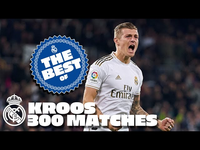 Toni Kroos Real Madrid highlights | Goals, passes & trophies!