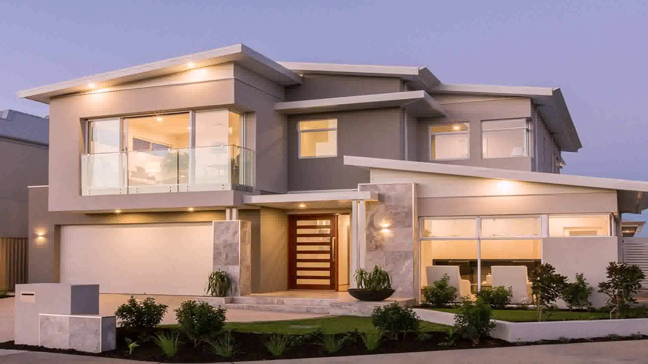 Two Storey House Plans Kitchen Upstairs - DaddyGif.com (see