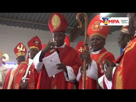 NAMPA: SWK Anglican Diocese consecrate new bishop