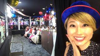バイリンガール100万人記念イベント@ YouTube Space!!〔#667〕