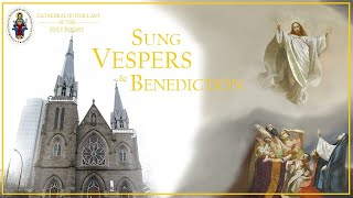 Vancouver Cathedral Live -  Sunday May 16, at 5:15 PM Sung Vespers