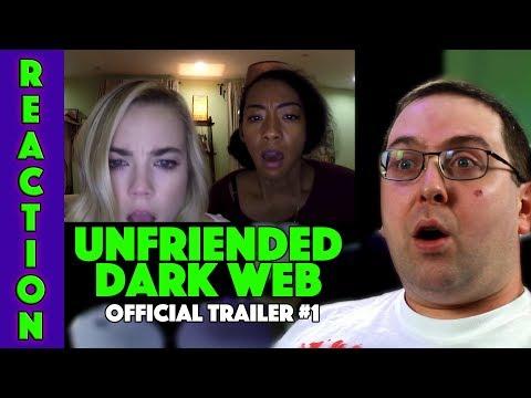 REACTION! Unfriended: Dark Web  1  Rebecca Rittenhouse Movie 2018