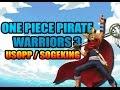 One Piece Pirate Warriors 3 | Steam Gameplay (1080p) | USOPP / SOGEKING