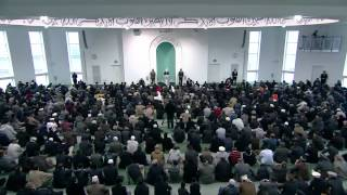 Friday Sermon: 13th February 2015 (Urdu)
