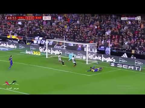 Phillippe coutinho 1st goal for barcelona............ barcelona vs valencia 2nd leg semi final Mp3