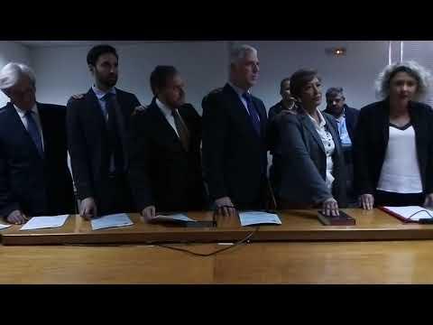 Τελετή ορκωμοσίας νέων διοικητών νοσοκομείων Κρήτης
