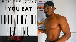 YOU ARE WHAT YOU EAT MEAL BY MEAL  FULL DAY OF EATING EP 04